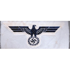 Reproduction German Navy White Uniform Breast Eagle