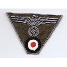 WW2 German Eagle and Cockade Cap Insignia