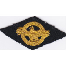 WW2 US Navy Honorable Discharge Uniform Patch, Ruptured Duck